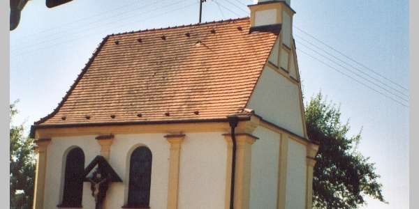 Kapelle St. Pauli Bekehr Hohenreuten