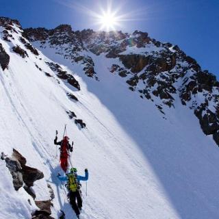 Aperer Pfaff - Freeski Mountaineering