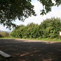 "Wanderparkplatz ""Holzhauser Berg"""