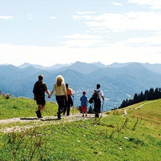 Wandervergnügen auf dem Blomberg