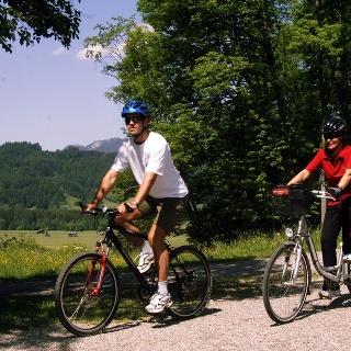 Radwanderung Trettachtal