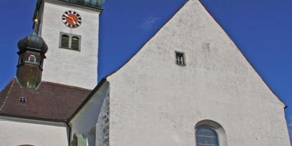 Kirche von Unterreitnau