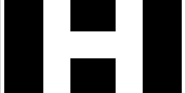 Markierung des Hermannsweges