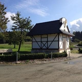 Kapelle Hinterrehberg, Foto: Naturpark Frankenwald