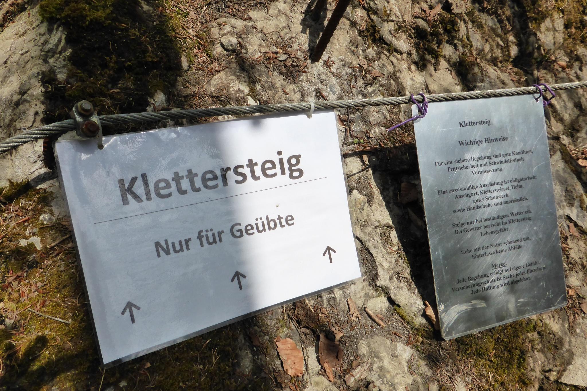 Klettersteig Handschuhe : Bergfex klettersteig obergurgl zirbenwald tour tirol