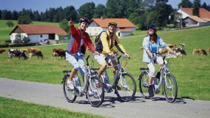 E-Biken im Tannheimer Tal