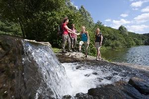 Wasserstufen am Waldsee (Foto: , Quelle: Rhein-Mosel-Eifel-Touristik)
