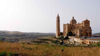 Die Basilika ta' Pinu