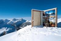 Der Erlebnisweg ist auch im Winter begehbar © Tourismusverband Tannheimer Tal