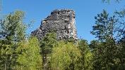 Foto Aussicht auf den Falkenstein