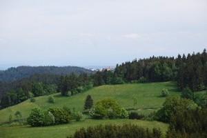 Dachsberg: Mit dem Fahrrad erkunden