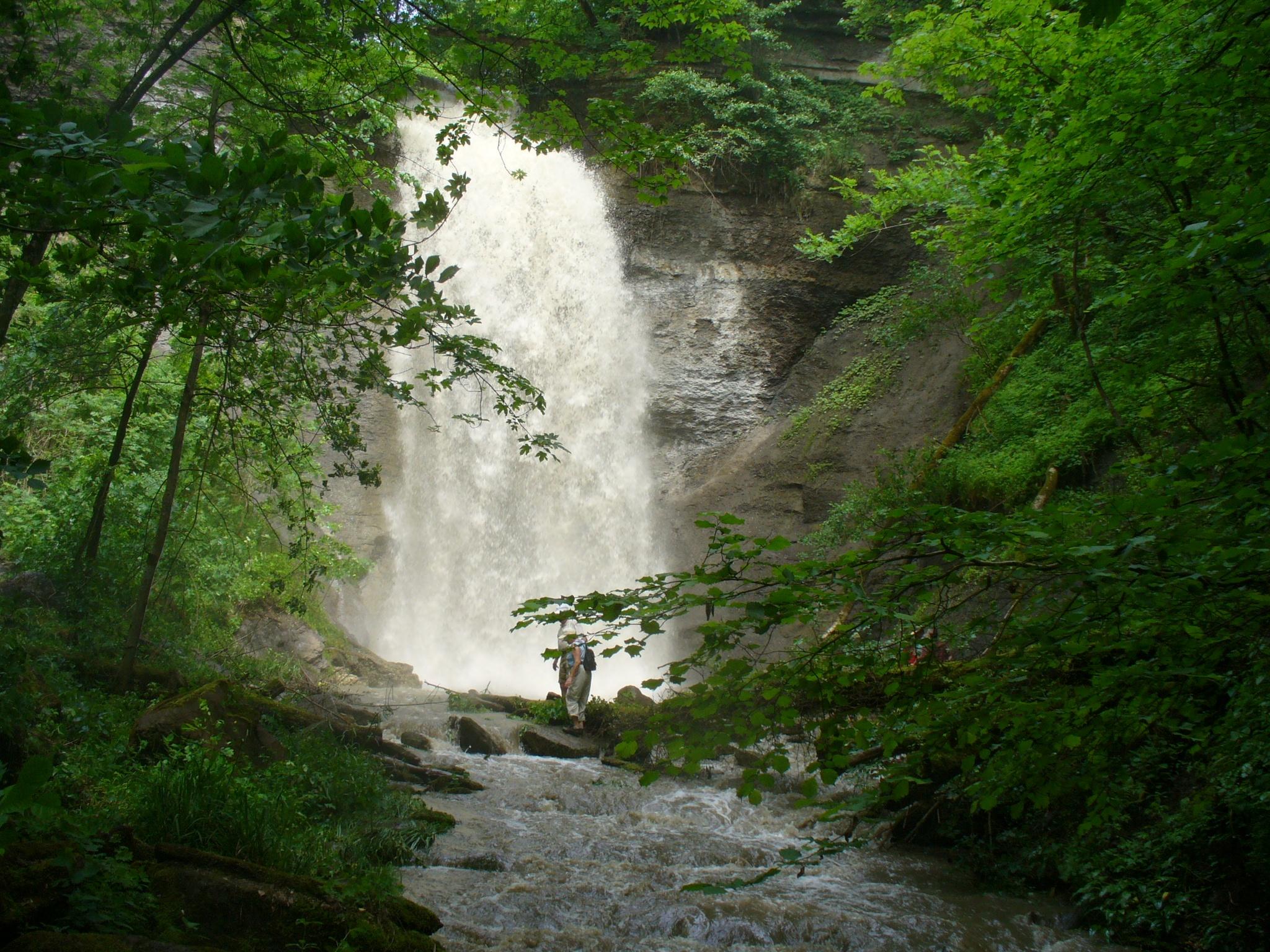 Zillhauser Wasserfall