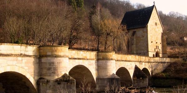 Liboriuskapelle an der Werrabrücke - Creuzburg