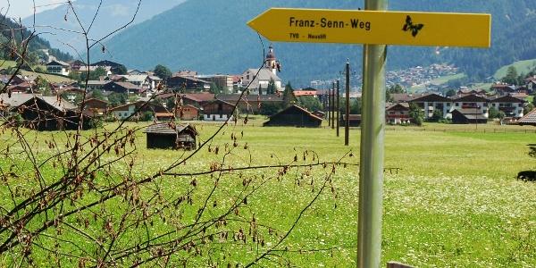 Franz Senn Weg