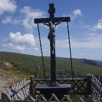 Saualpe - Eisernes Kreuz  1958 m