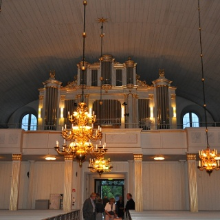 Jämshögs kyrka