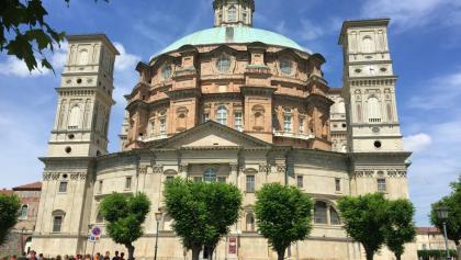 Das Marienheiligtum Santuario di Vicoforte