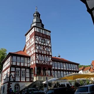 Rathaus - Treffurt