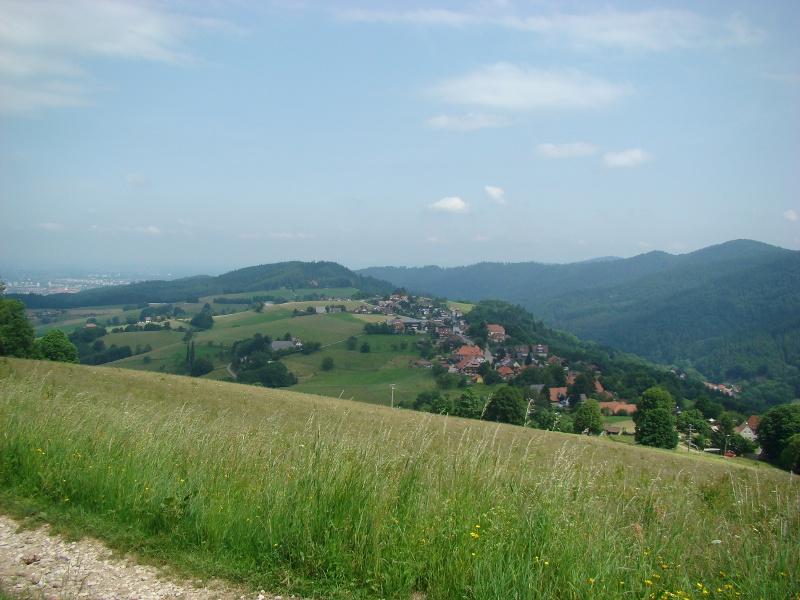 Von der Schauinsland-Bergstation zur Talstation