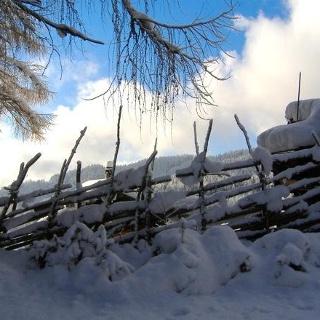 Winter in Fischbach