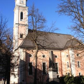 Pfarrkirche Sankt Andreas Berchtesgaden