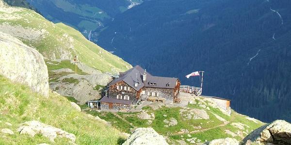 Magdeburger Hütte 2.423m