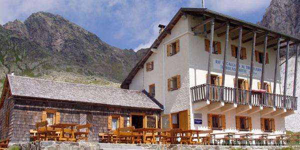 Tribulauenhütte 2.369m