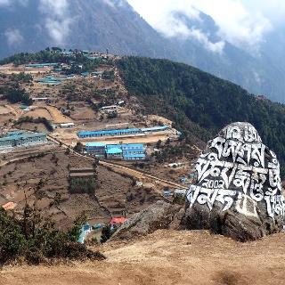 Namche Bazar 3440m