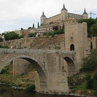 Toledo Puente Alcantara
