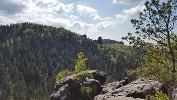 Foto Aussichtsstelle auf dem Kleinhennersdorfer Stein
