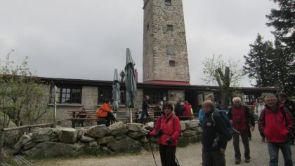 Aussichtturm Auf dem Bullhead - 1024 m -