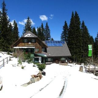 Grünangerhütte des ÖAV Deutschlandsberg