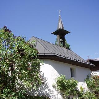 Kapelle in Bruck.