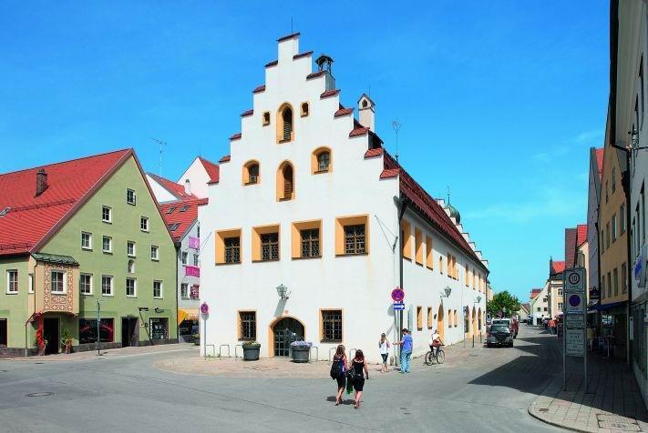 Schongauer Ballenhaus (Tourist Information Schongau)