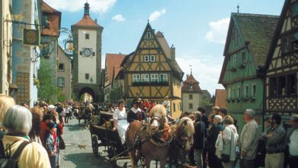 Pfingstfestspiele am Plönlein