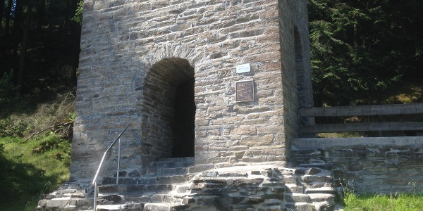 Kamin auf dem Bastenberg