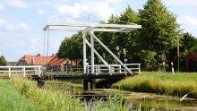 Friesenroute Rad up Pad Kurztripp Binnenland