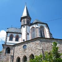 Die St. Anna-Kapelle befindet sich unweit der gleichnamigen Schutzhütte.