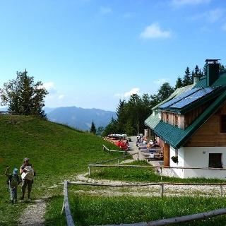 Ennser Hütte © Zeiselberger