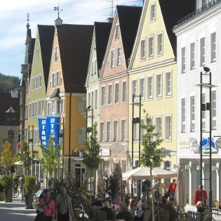Maximilianstraße Mindelheim
