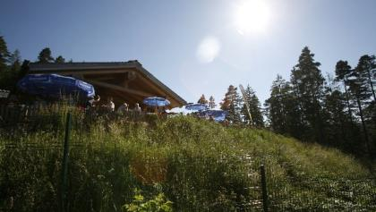 Glasmännlehütte auf dem Stöckerkopf