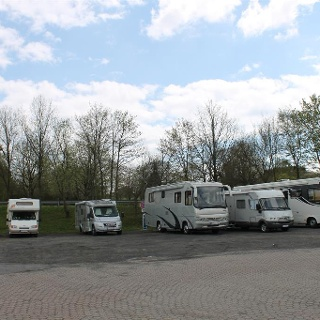 Wohnmobilstellplatz Lutzerath