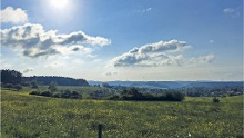 Über Freudenstadts sonnige Höhen (E-Bike - Tour 2)