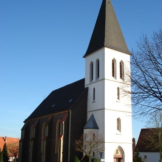 Kath. Pfarrkirche St. Bartholomäus von 1883