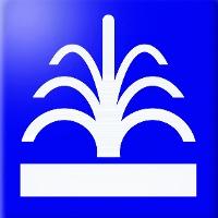 """""""Bäderweg"""" Logo"""