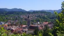 Hohenzollernweg - Etappe 9b - Von Balingen nach Rosenfeld