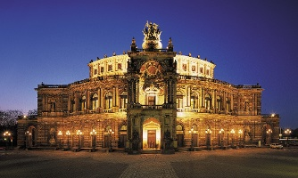 Foto Semperoper Dresden