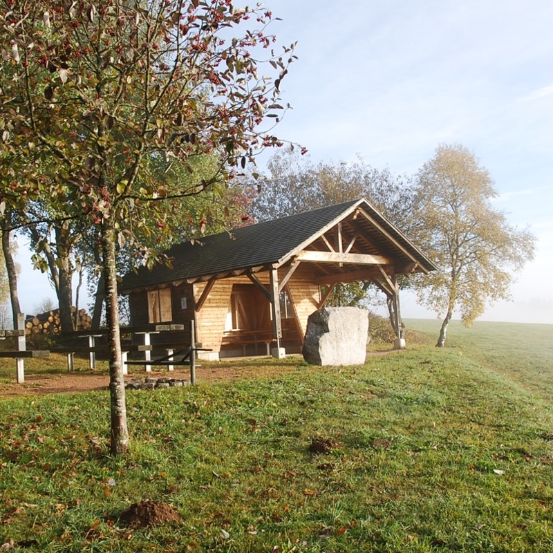 Dachsberg: Rundtour  Hierbach 4