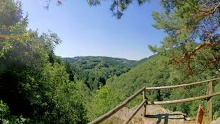 Eifelsteig Etappe 03: Monschau - Einruhr
