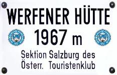 Werfenerhütte